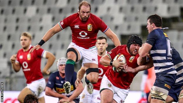 Alun Wyn Jones is the world record cap holder with 157, which includes 148 internationals for Wales and the past nine British and Irish Lions Tests against South Africa, Australia and New Zealand
