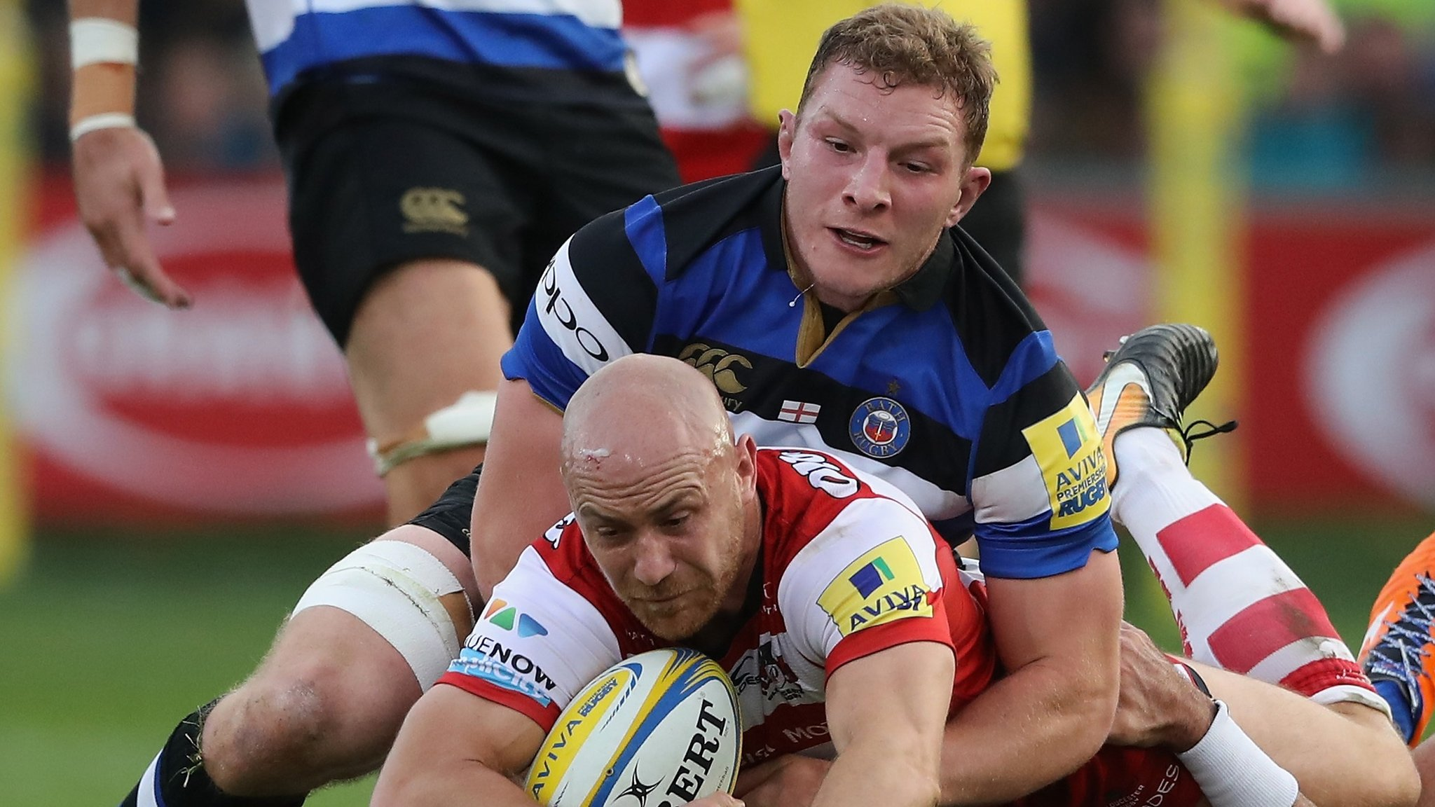 England Flanker Underhill Back For Bath But Halfpenny Out