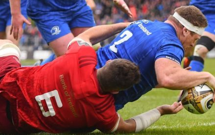 134c7a5d5fa Reigning champions Leinster beat Munster to set up Pro14 final with Glasgow